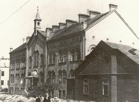 Варошка болница, ИАБ, Зф.