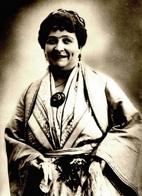 Жанка Стокић (1888–1947), првакиња Народног позоришта, ИАБ, Зф.