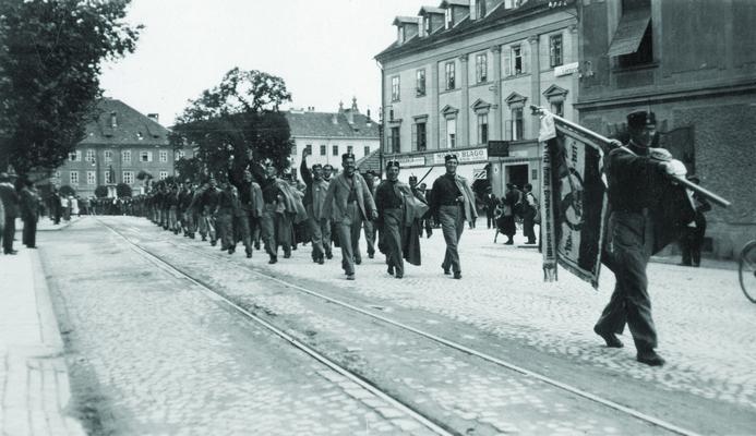 Соколски слет у Љубљани, 1933, ИАБ, Пф Г.